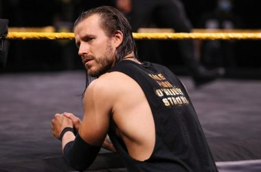 Adam Cole is said to no longer be with WWE