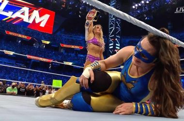 New WWE Raw Women's Champion Crowned at SummerSlam