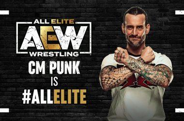 CM Punk is All Elite