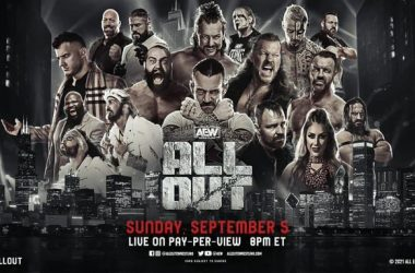 AEW All Out 2021 to air in select theaters
