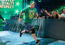 Why John Cena missed last night's WWE Raw in Chicago