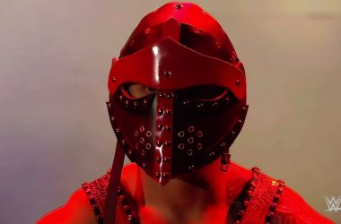 Karrion Kross debuts new mask and ring attire during tonight's Raw