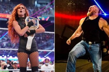 NBCUniversal reportedly upset that Brock Lesnar and Becky Lynch are now on SmackDown