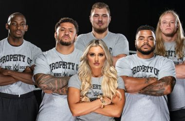 Six new recruits report to the WWE Performance Center