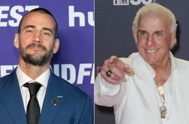 """Ric Flair calls out CM Punk on his """"Best in the World"""" moniker"""