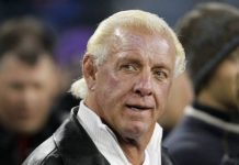 WWE confirms Ric Flair's release