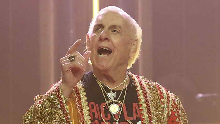 Ric Flair issues a statement on his release from WWE