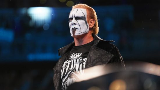 AEW touts Sting to wrestle for the first time on TNT in 20 years
