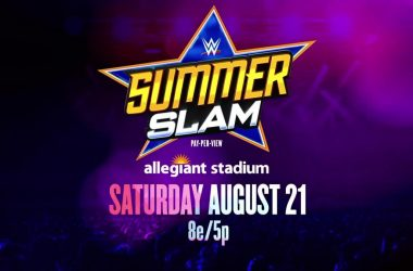 What happened after WWE SummerSlam went off the air from Las Vegas