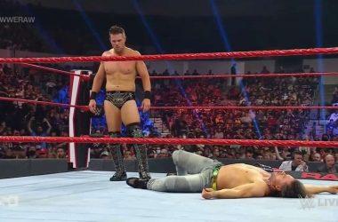 The Miz turns on John Morrison during tonight's WWE Raw