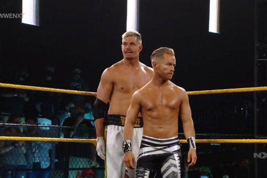 WWE NXT Quick Results and Highlights 8-31-21