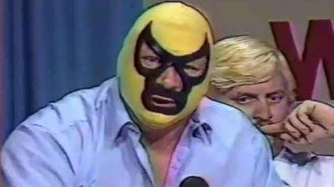 """NWA comments on the passing of """"The Assassin"""" Jody Hamilton"""
