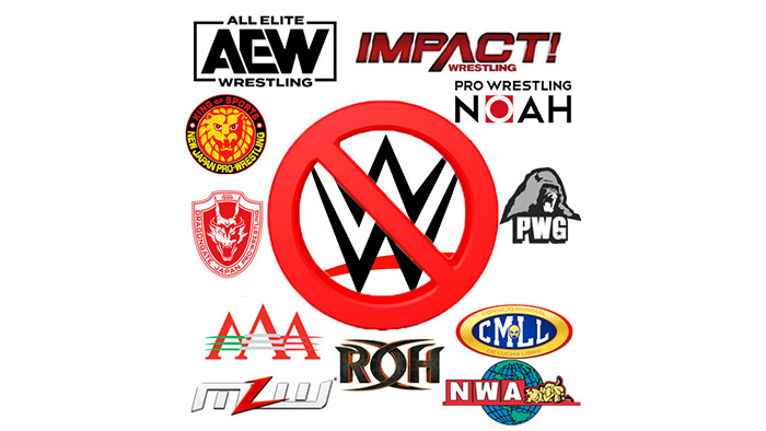 Pro wrestling is bigger than WWE