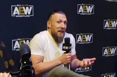AEW All Out 2021 Post-Show Media Scrum