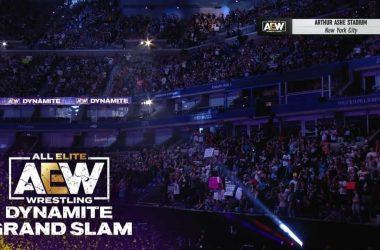 AEW Dynamite Grand Slam Ratings