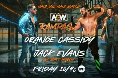 AEW Rampage Spoilers for October 1