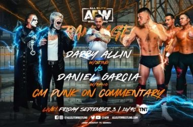 AEW Rampage Preview: September 3