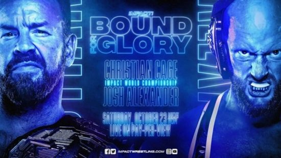 Christian Cage to defend the IMPACT Title at Bound For Glory