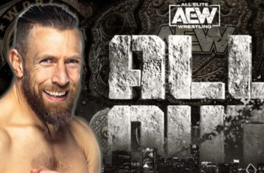 Bryan Danielson comments on his AEW debut