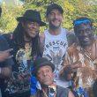 "CM Punk ""sneaks into"" Chicago's Riot Fest Music Festival, Gets photo with Living Colour"