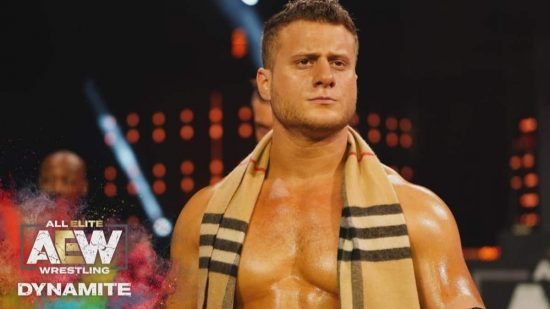 MJF name drops Bruce Pritchard during Wednesday's Dynamite
