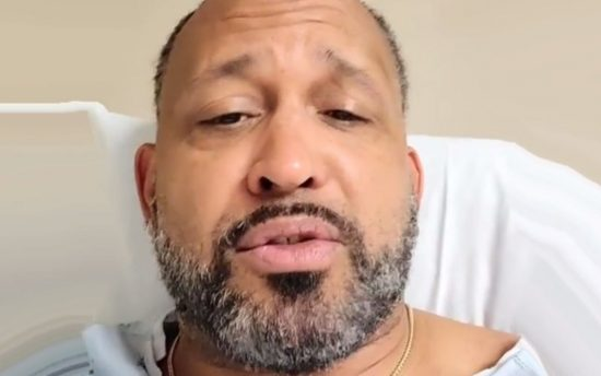 WWE Superstar MVP reveals he underwent successful knee surgery on Thursday