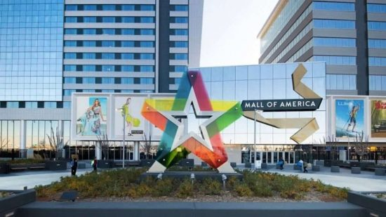 Mall of America open to hosting AEW Dynamite