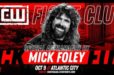 Mick Foley to appear at Game Changer Wrestling's Fight Club event