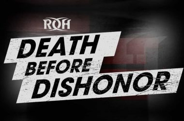ROH Death Before Dishonor Quick Results - 9/12/21