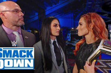 WWE SmackDown Highlights: September 3