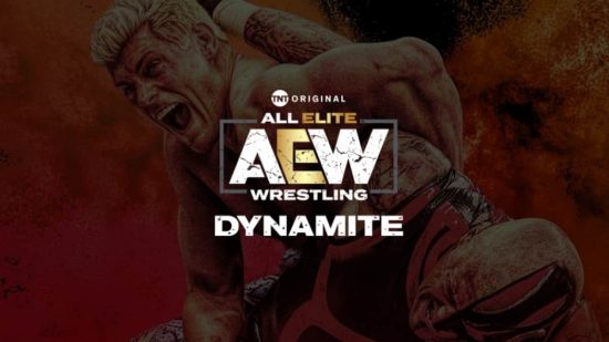 TNT touts ratings success for this week's AEW Dynamit