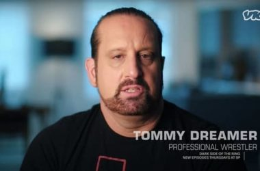 Tommy Dreamer issues a statement for his comments on the Dark Side of The Ring