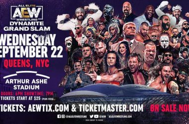 AEW announces proof of vaccination guidelines for debut in Queens,
