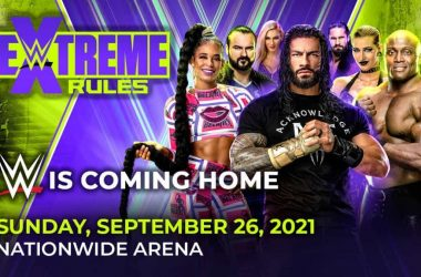 New stipulation for WWE Universal Title Match at Extreme Rules
