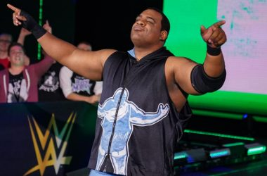 Keith Lee given a new nickname during a dark match on Raw