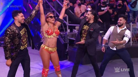 NXT 2.0 Quick Results and Highlights September 28, 2021