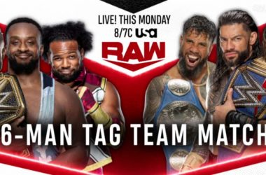 WWE Raw Preview for Monday