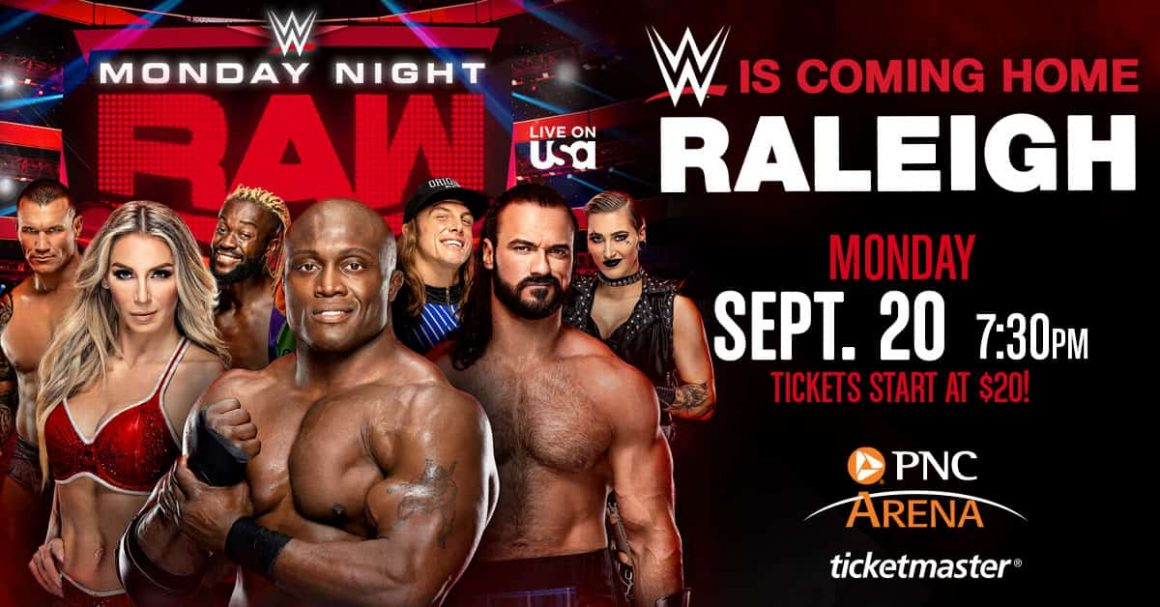 WWE Raw Preview: September 20; Live Post-Show