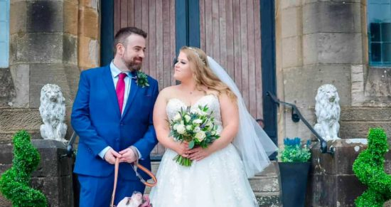 WWE Raw Superstar Doudrop gets married