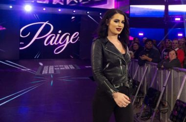 Paige reacts on Twitter to being incorrectly called Diamond Dallas Page by Metal Sucks