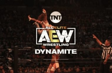 TNT touts AEW Dynamite topping Wednesday night's for five straight weeks