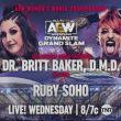 AEW Dynamite Preview: Grand Slam