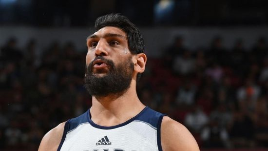 AEW announces the signing of former Dallas Mavericks NBA Player Satnam Singh