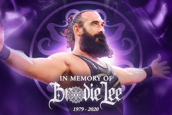 Brodie Lee documentary premiering tonight in Rochester