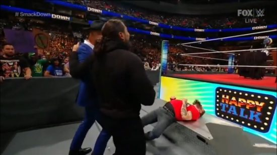 WWE SmackDown Overnight Ratings