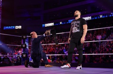 Final ratings for WWE SmackDown