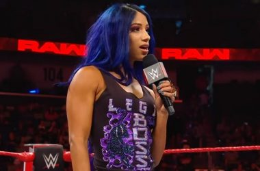 Sasha Banks' response when asked about missing SummerSlam