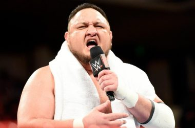 """WWE Superstar Samoa Joe voice of King Shark in new """"The Suicide Squad"""" Video Game"""