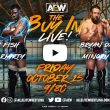 AEW The Buy In on YouTube and Rampage Quick Results