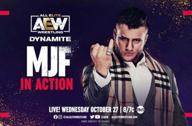 AEW Dynamite Preview for October 27